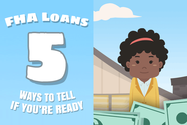 Five Ways to Tell You Are Ready to Apply for a Home Loan
