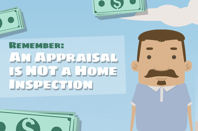 How Is an FHA Appraisal Different From an FHA Inspection?
