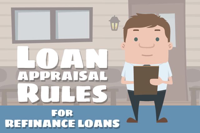 FHA Refinance Loans and Appraisal Results