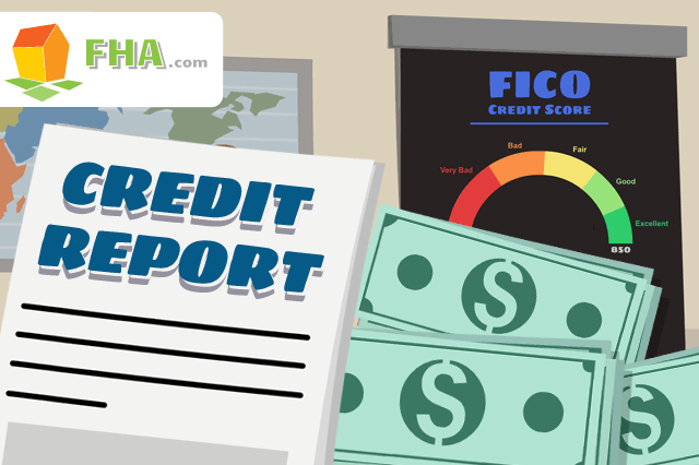 Premium Credit Scores and FHA Mortgages