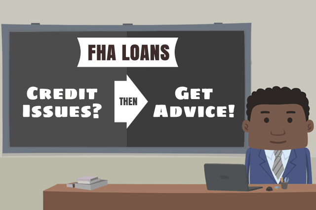 FHA Loan Advice for Those With Thin Credit