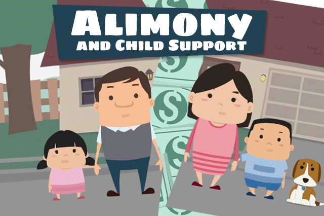 How Alimony and Child Support Affect Your Debt Ratio