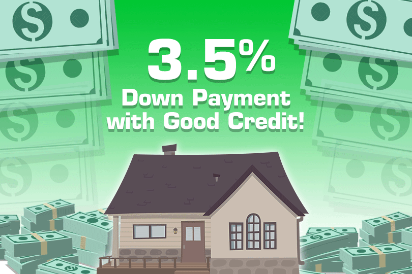 FHA Loans and the 3.5% Down Payment