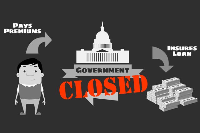 Are FHA Home Loans Available During a Government Shutdown?