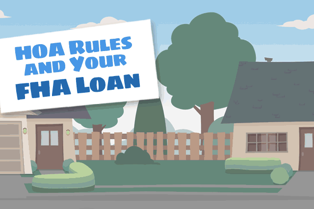 FHA Home Loans and HOA Agreements