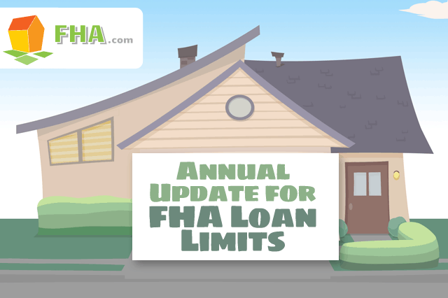 FHA Home Loan Limits for 2018