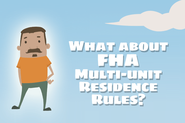 Can I Get an FHA Home Loan for a Multi-Unit Property?