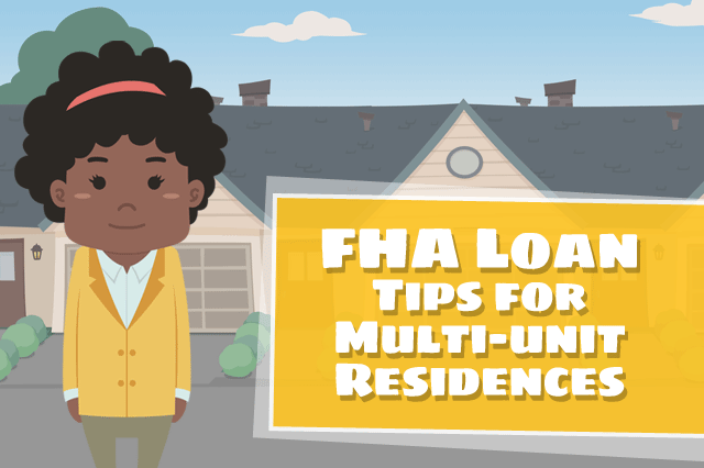 FHA Home Loan Tips for Buying Multi-Unit Homes
