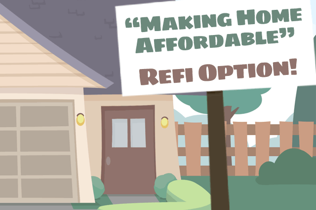 Obama Mortgage Refinancing Options