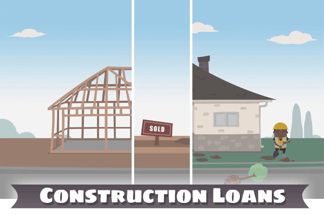 Advantages of the Construction Loan