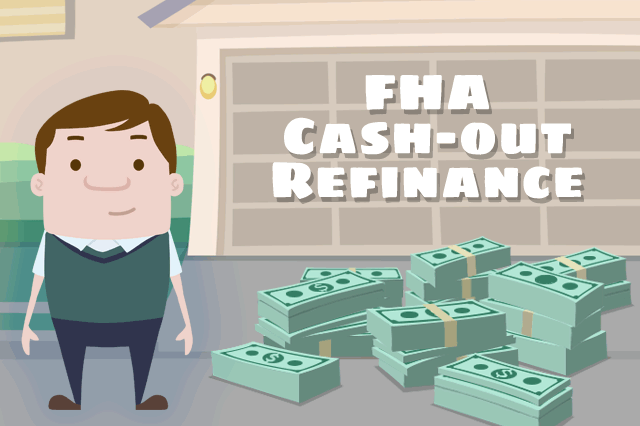 FHA Cash Out Refinance Loans and Holiday Debt
