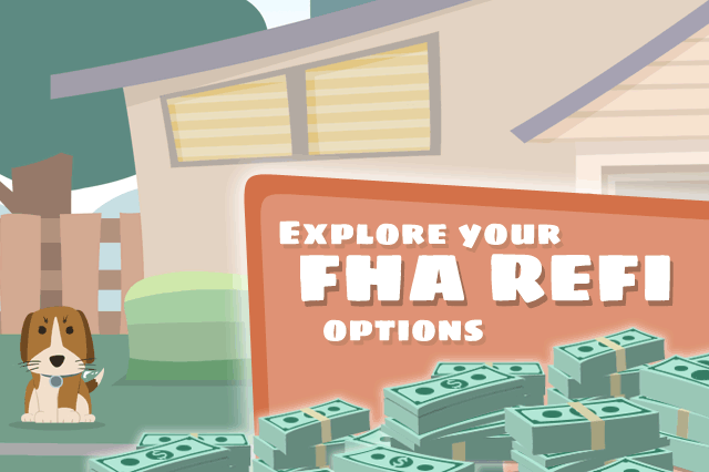 FHA Home Loan Options To Consider: Refi and Reverse Mortgages