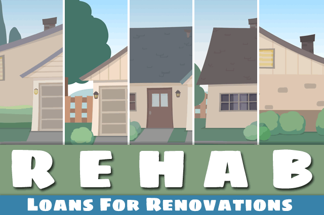 Streamlined FHA 203(k) Rehabilitation Loans