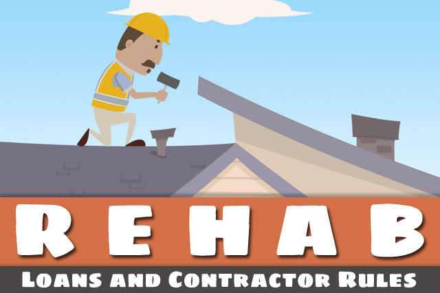 FHA Rehab Loan Rules for Contractors