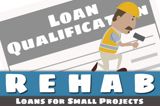 FHA Limited 203(k) Rehab Loans for Smaller Projects