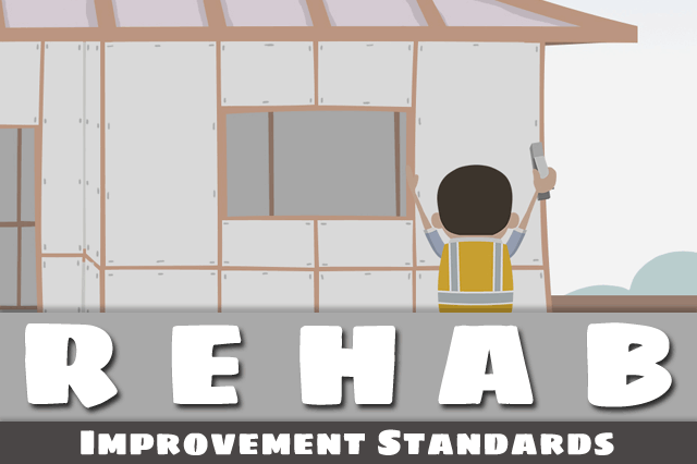 FHA Rehab Loans: What Are Improvement Standards?