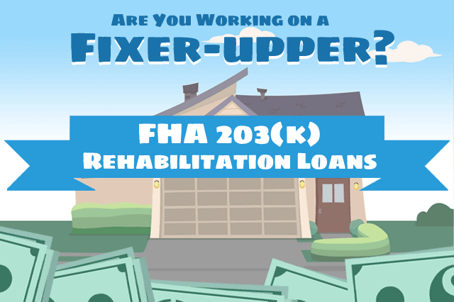 Millenial Home Buyers, DIY, and FHA Loans