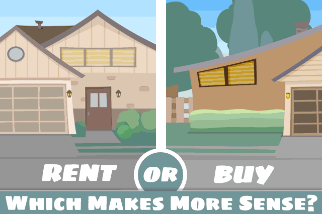Should I Rent a Home or Buy With an FHA Mortgage?
